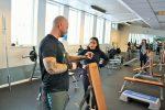 3T – treningsglede midt i hjertet av Saupstad