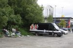 Søpla flyter på Tiller – nå lover kommunen å rydde opp