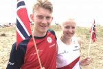 Freidig Orientering leverte varene under junior-VM