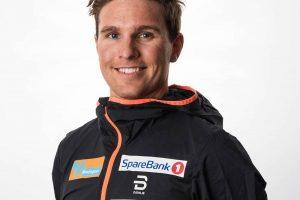 Didrik Tønseth (27) deltar under NM i terrengløp