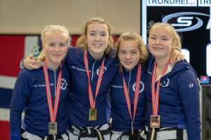 Trondheim Taekwon-Do klubb suverent best under NM og LM